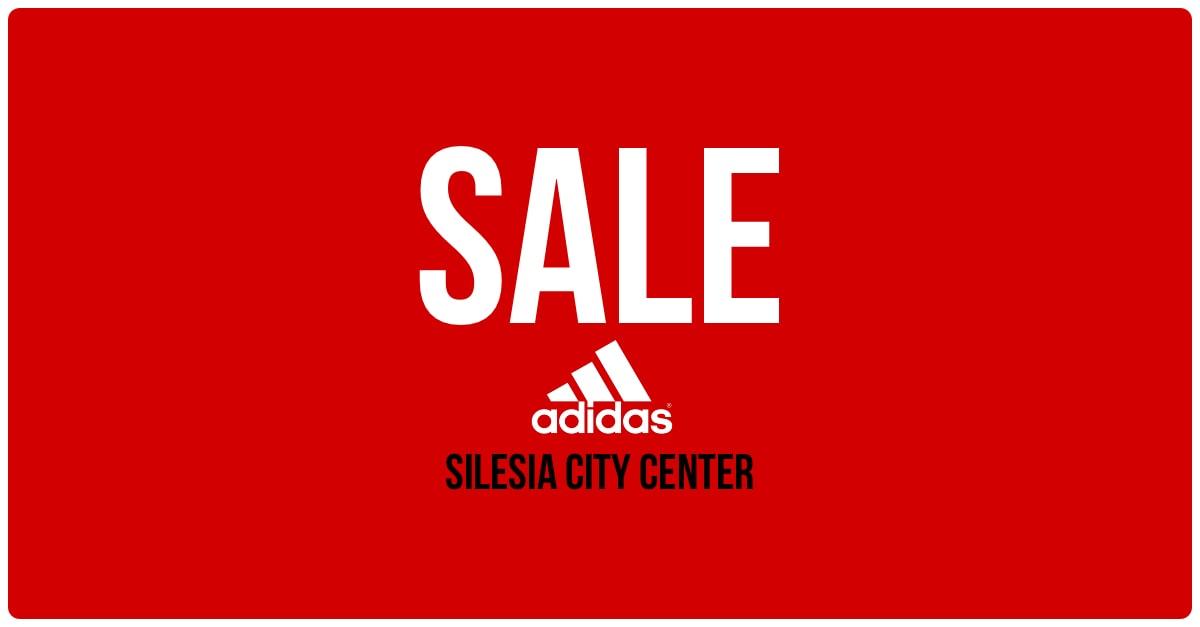6e9eb0f7958ee wyprzedaż w salonie Adidas | Silesia City Center Katowice
